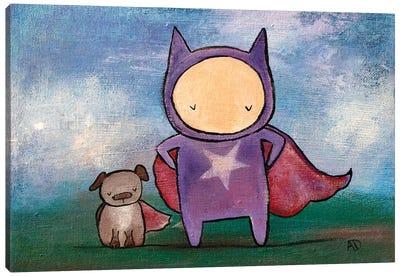 Super Friends Canvas Art Print