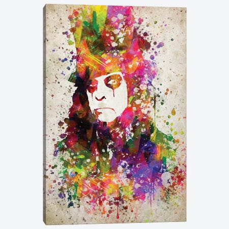 Alice Cooper 3-Piece Canvas #ADP2773} by Aged Pixel Canvas Artwork