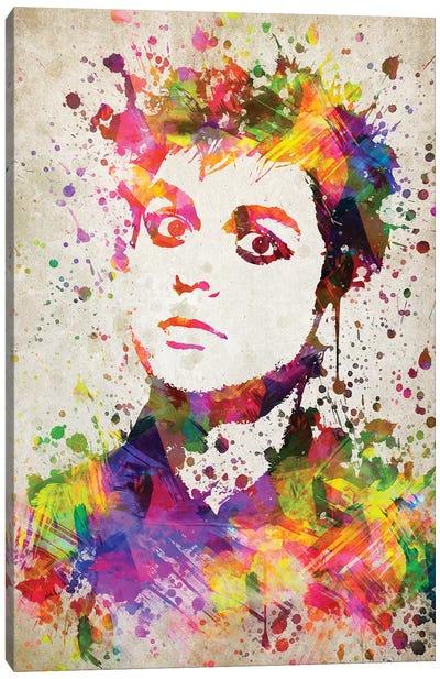 Billie Armstrong Canvas Art Print