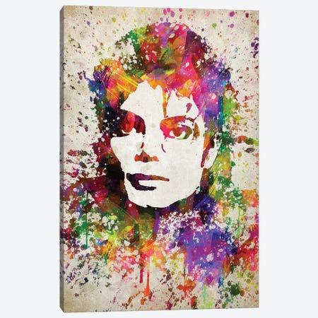 Michael Jackson Canvas Print #ADP3047} by Aged Pixel Canvas Artwork