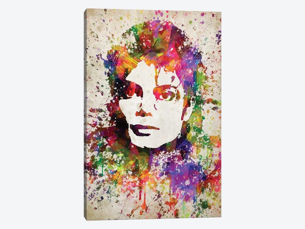 Michael Jackson by Aged Pixel 1-piece Canvas Print