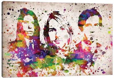 Nirvana Canvas Art Print