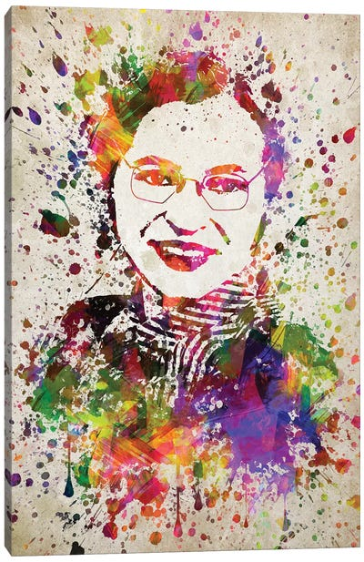 Rosa Parks Canvas Art Print