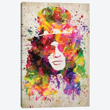 Slash Canvas Print #ADP3121} by Aged Pixel Canvas Wall Art