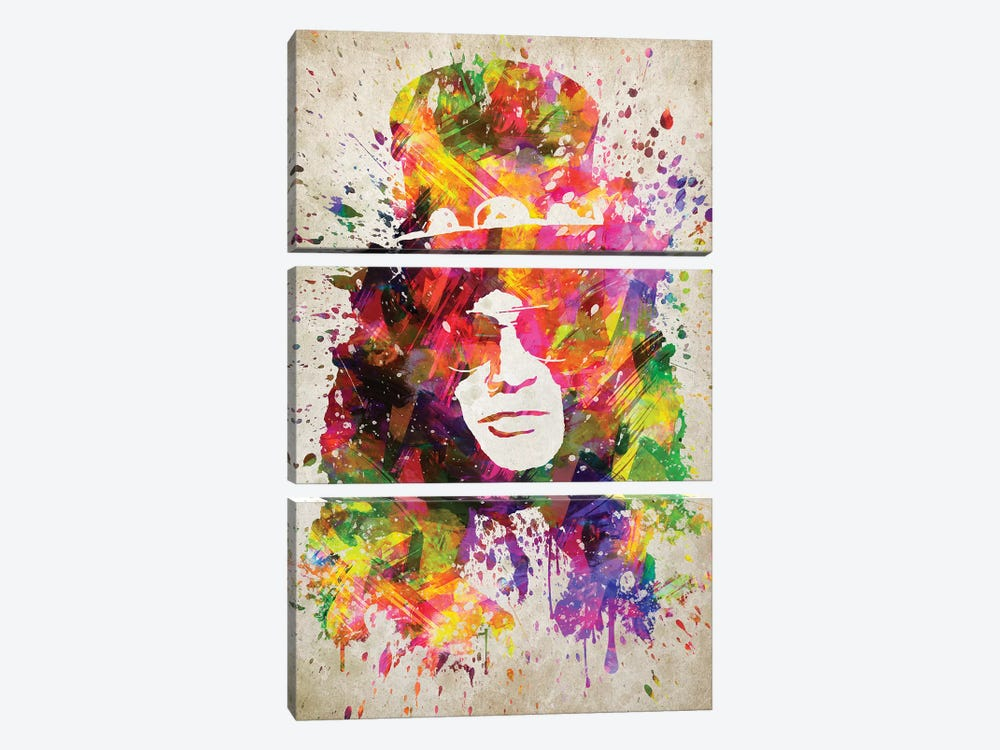 Slash by Aged Pixel 3-piece Canvas Artwork