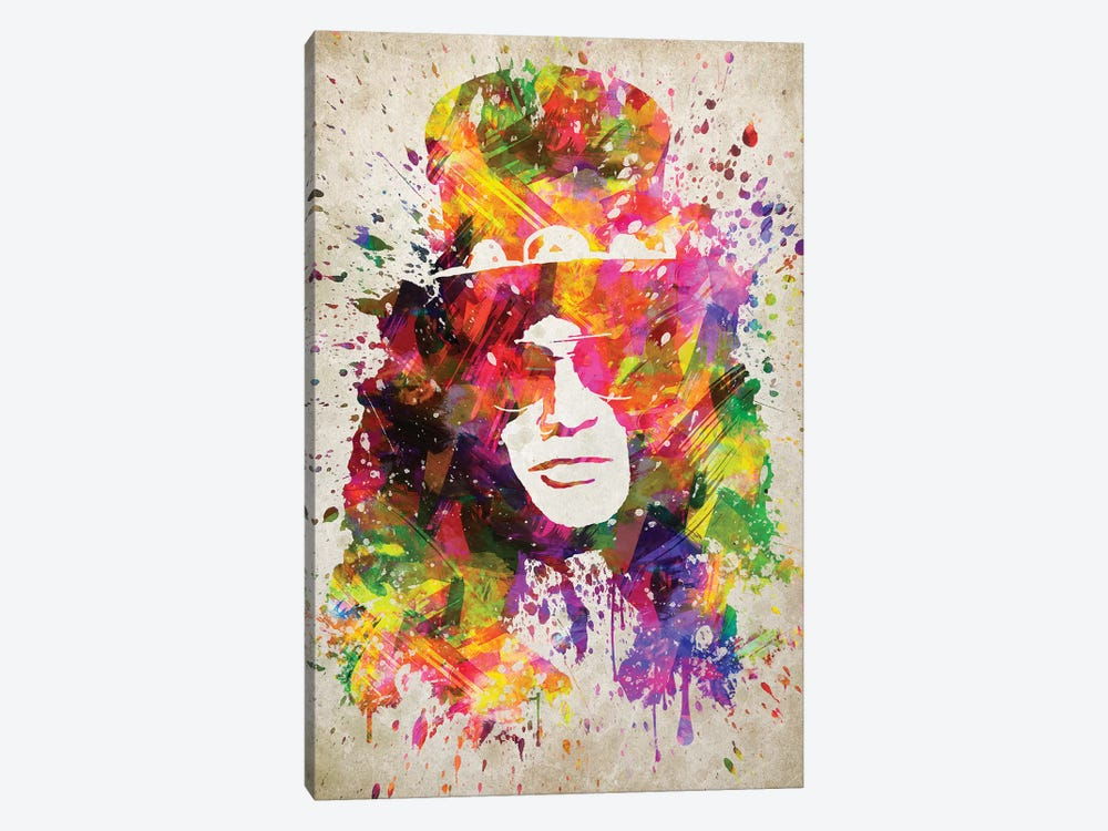 Slash by Aged Pixel 1-piece Canvas Wall Art