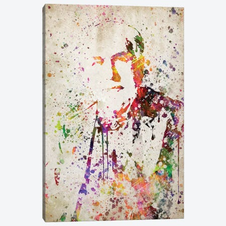 Thomas Edison Canvas Print #ADP3135} by Aged Pixel Canvas Art