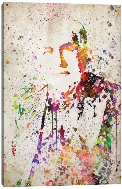 Thomas Edison Canvas Art Print