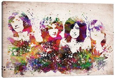 Led Zeppelin Canvas Art Print