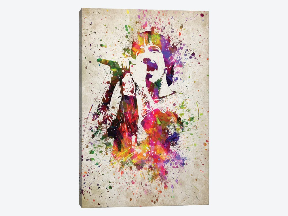 Anthony Kiedis 1-piece Canvas Art