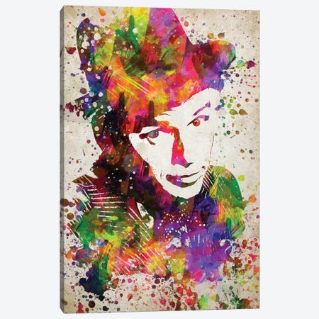 Frank Sinatra Canvas Print #ADP3188} by Aged Pixel Canvas Artwork