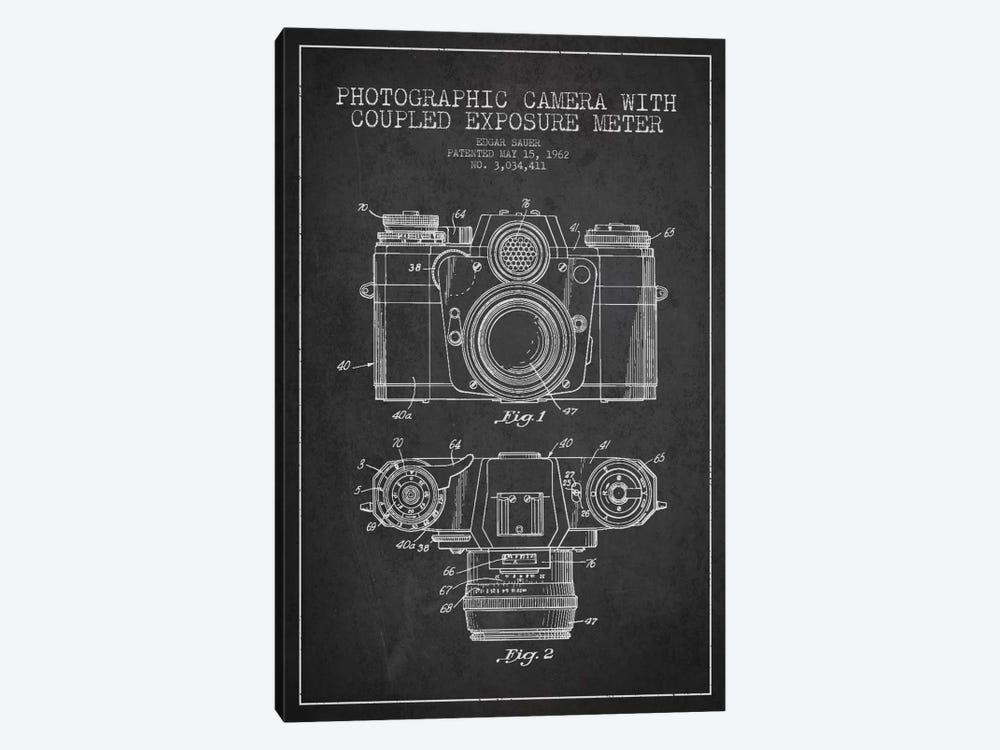 Camera charcoal patent blueprint canvas wall art by aged pixel icanvas camera charcoal patent blueprint by aged pixel 1 piece canvas artwork malvernweather Choice Image
