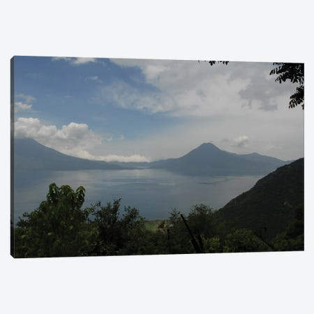 Landscape On Mexican Panorama Canvas Print #ADT539} by Alessandro Della Torre Canvas Art