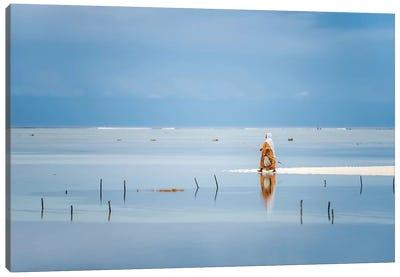 Low Tide Canvas Art Print