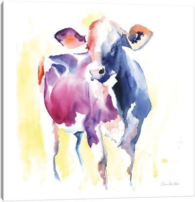 Holstein III Canvas Art Print