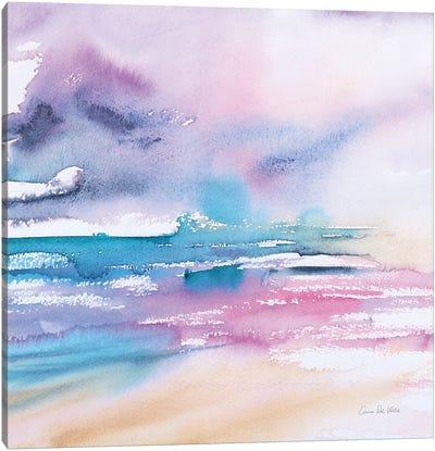 Violet Sky Canvas Art Print