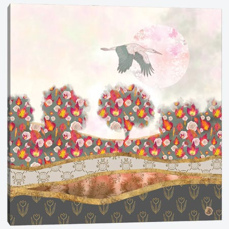 Autumn Dream Canvas Print #AEE3} by Andreea Dumez Canvas Artwork