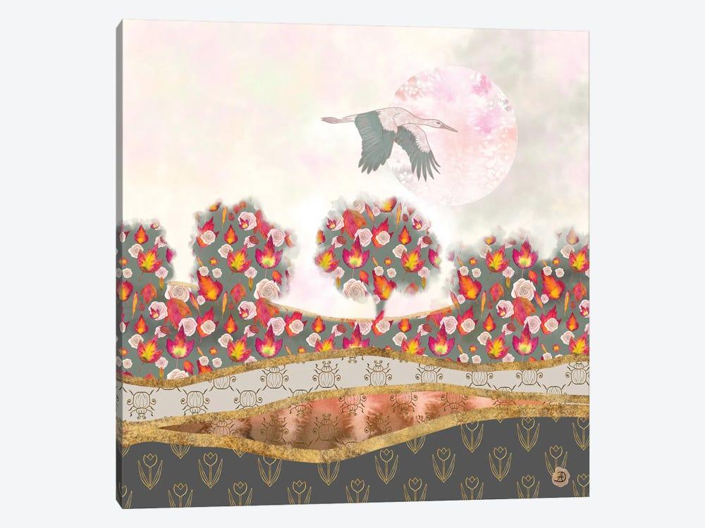 Autumn Dream by Andreea Dumez 1-piece Canvas Print
