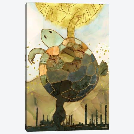 I'm Going Solar! Canvas Print #AEE92} by Andreea Dumez Art Print