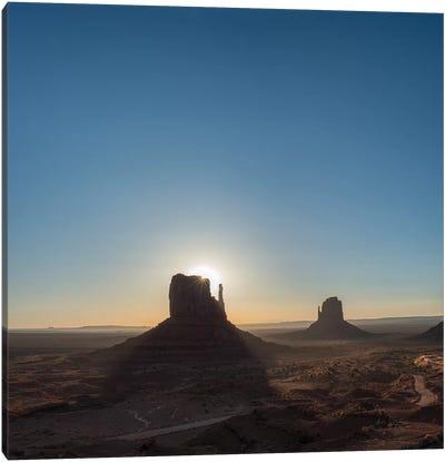 Scenic Landscape IV Canvas Art Print