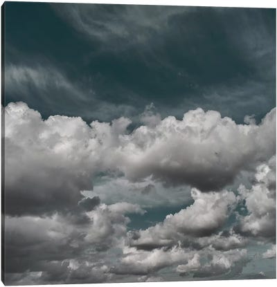 Clouds III Canvas Art Print