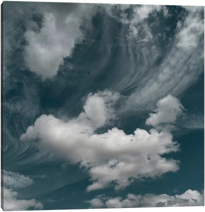 Clouds IV Canvas Art Print
