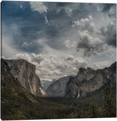 Scenic Landscape I Canvas Art Print