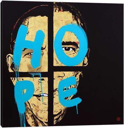 Fragments Of Hope Canvas Art Print
