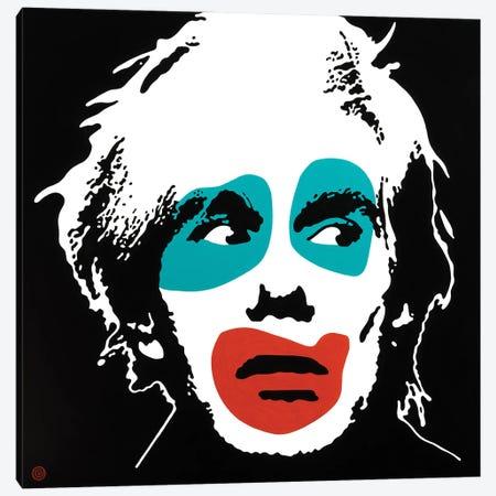 Andy Warhola Canvas Print #AEK2} by Antti Eklund Canvas Wall Art