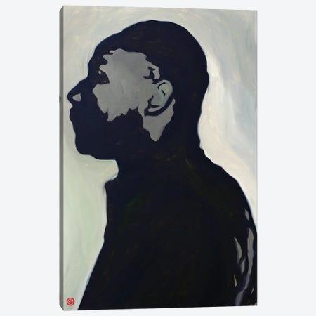 MLK Arrest (Profile) Canvas Print #AEK31} by Antti Eklund Art Print