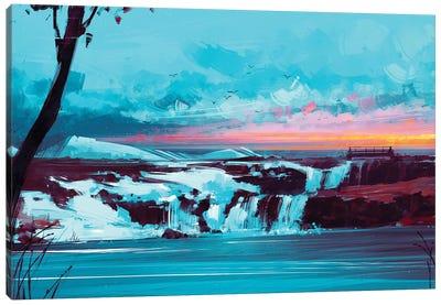 Northwind Canvas Art Print