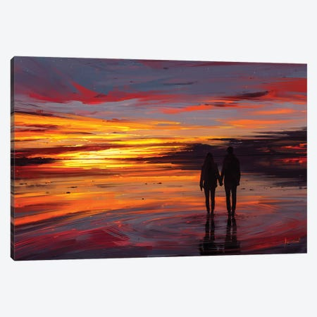 Otherside Canvas Print #AEN14} by Alena Aenami Canvas Print