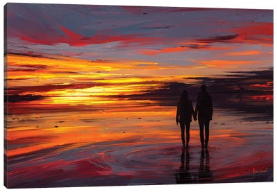 Otherside Canvas Art Print