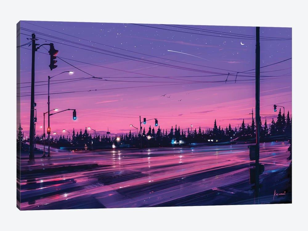 7 P.M. by Alena Aenami 1-piece Canvas Artwork