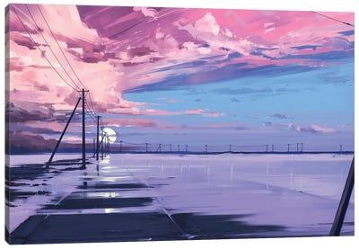 Endless Canvas Art Print