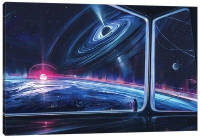 Eternity Canvas Art Print
