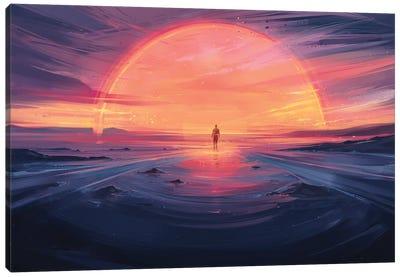 Expanse Canvas Art Print
