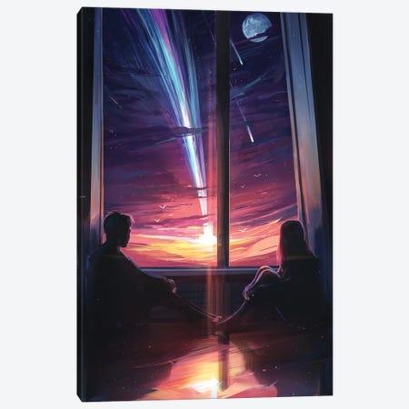 Last Light Canvas Print #AEN38} by Alena Aenami Canvas Wall Art