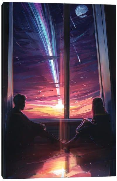 Last Light Canvas Art Print