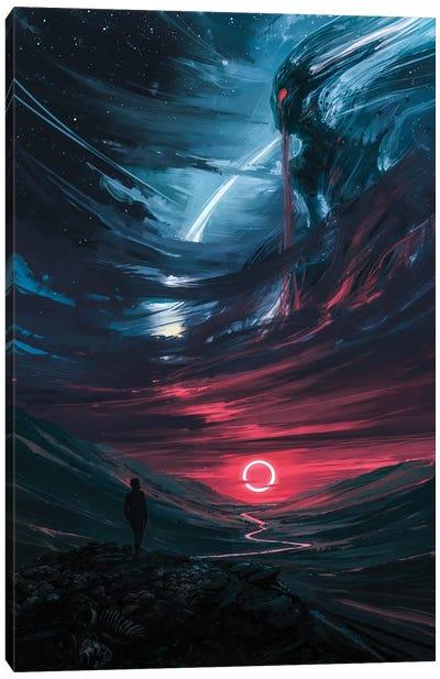 Omen Canvas Art Print