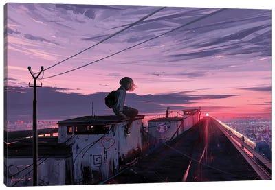 Someday Canvas Art Print