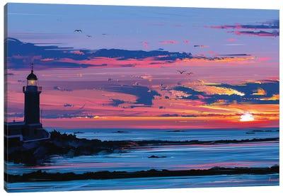 Guiding Light Canvas Art Print