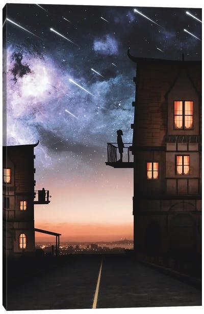 Stars Canvas Art Print