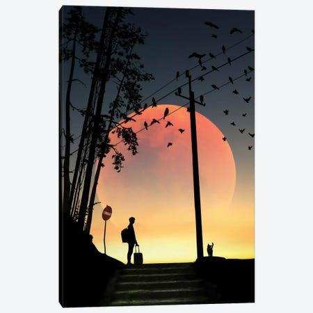 Trip Canvas Print #AEV64} by Abdullah Evindar Canvas Artwork