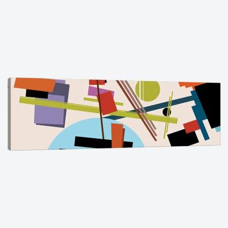 Homage To Malevich Canvas Print #AEZ101} by Angel Estevez Canvas Art