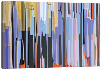Abstract Metropolis II Canvas Art Print