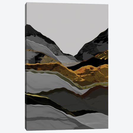 Beautiful Mountains II Canvas Print #AEZ10} by Angel Estevez Canvas Artwork