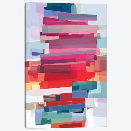 Construction With Rectangles Canvas Print #AEZ114} by Angel Estevez Canvas Art