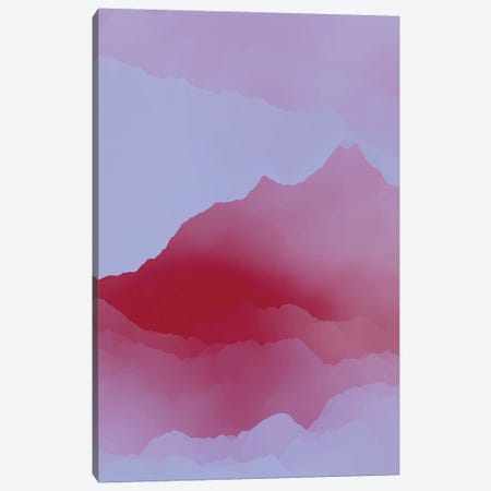 Beautiful Mountains IV Canvas Print #AEZ11} by Angel Estevez Canvas Artwork