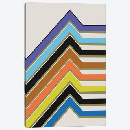 Straight And Diagonal Canvas Print #AEZ120} by Angel Estevez Canvas Art